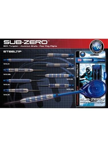 Sub-Zero %80 Tungsten Çelik Uçlu Dart-22k Gram-Winmau